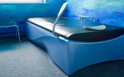 Wir haben ein neues Hydrojet Bett